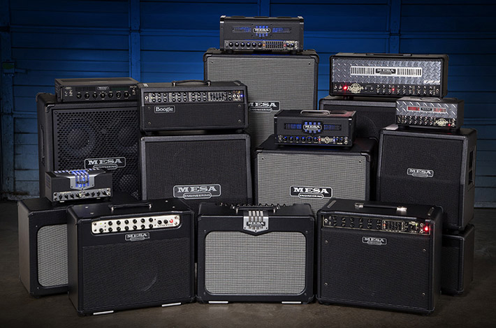 Mesa Boogie amps