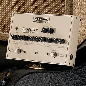 Mesa Boogie Rosette Akustischer Preamp