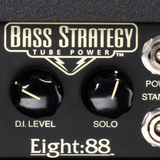 SOLO Control on the BASS STRATEGY