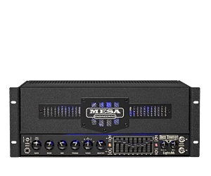 Bass Strategy™ Eight:88™ Rackmount Head