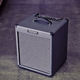 Walkabout Scout 1x12 Combo in Zinc Bronco with a Gray & Black Grille