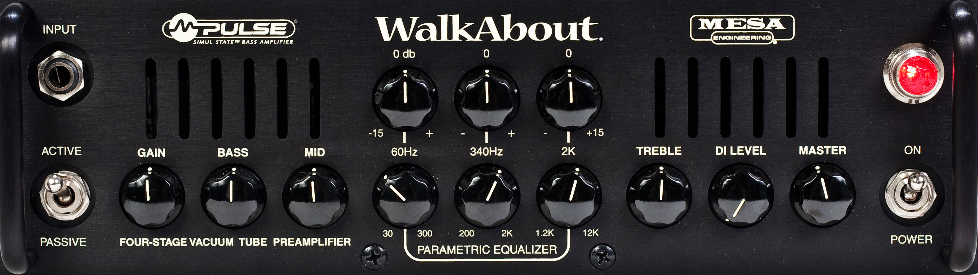 M Pulse Walkabout Mesa Boogie Simple Easy Parametric Amp Graphic Eqs Plus Peaks Notches Please Note This Product Is No Longer In Production As Of May 2017