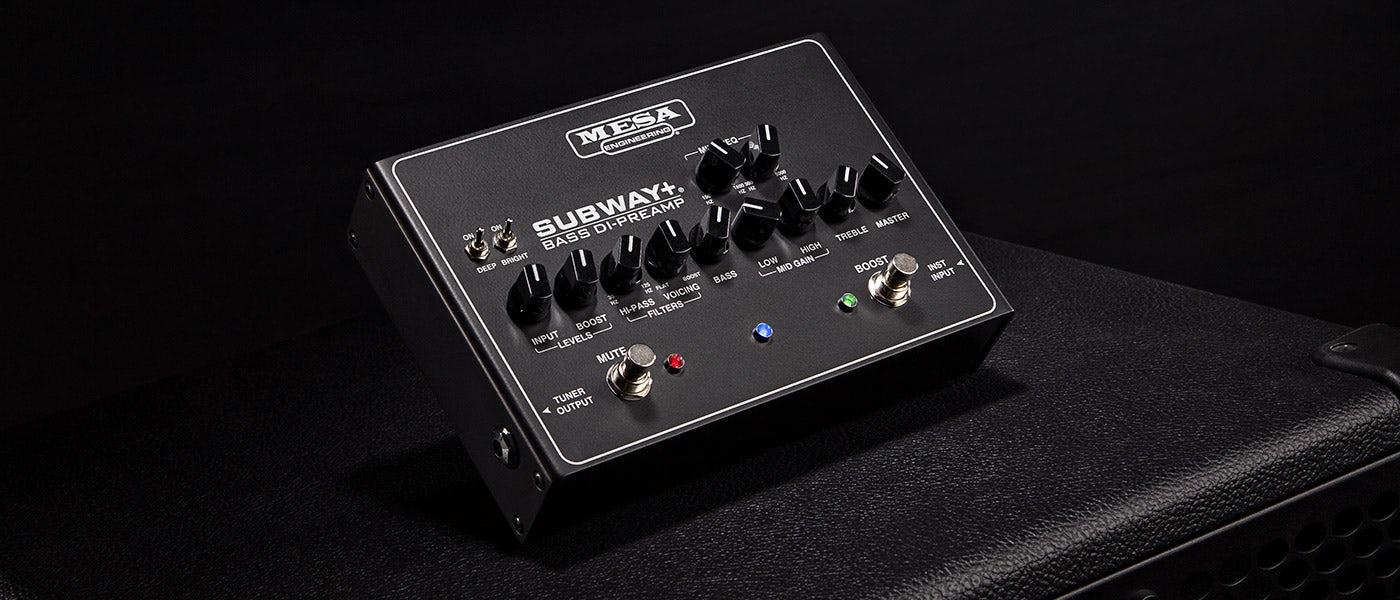 Subway® Plus Bass DI-Preamp