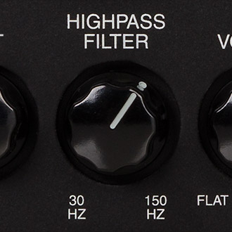 Mesa Subway High Pass Filter