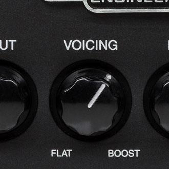 Subway D-800 Bass Amp Rotary Voice Control