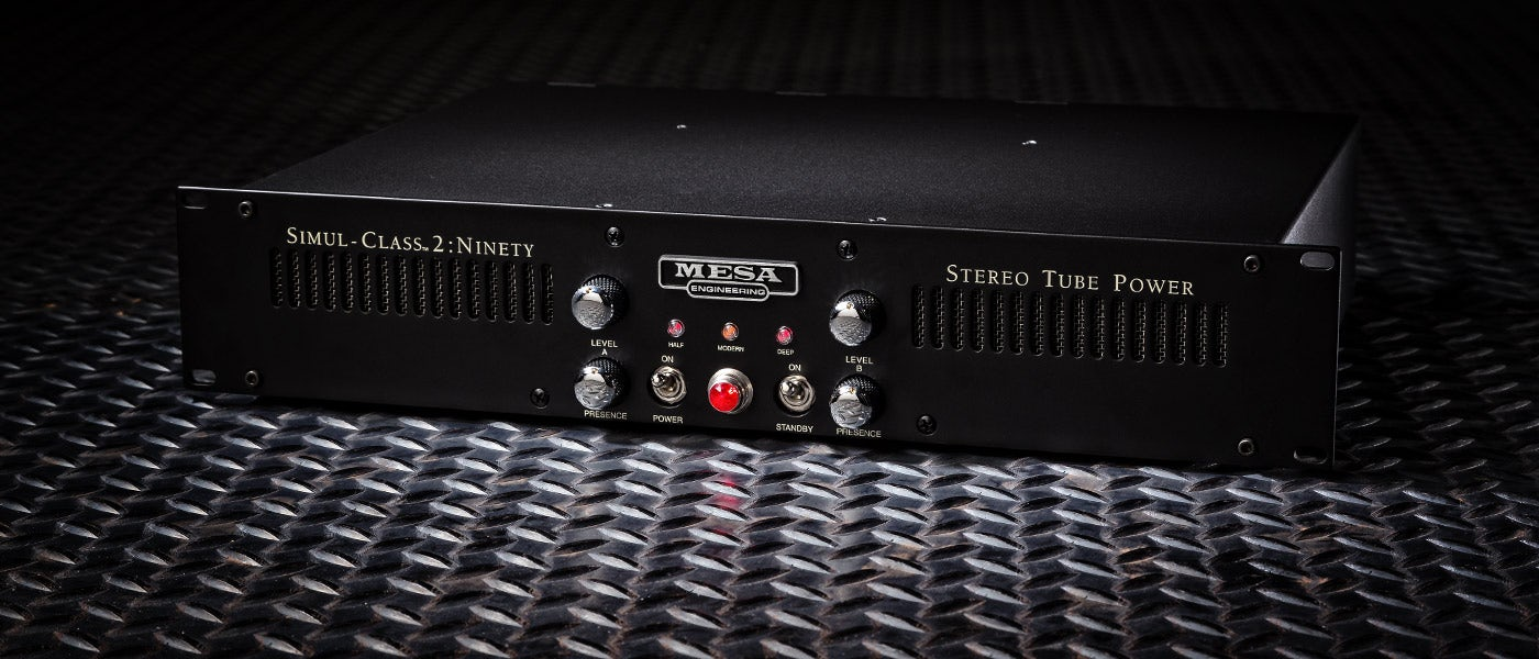 Stereo Simul Class 2ninety Power Amp Mesa Boogie 60 W Audio Amplifier Circuit Todays Circuits Engineering