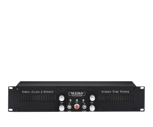 All-Tube Stereo Power Amps Stereo Simul-Class 2:Ninety™