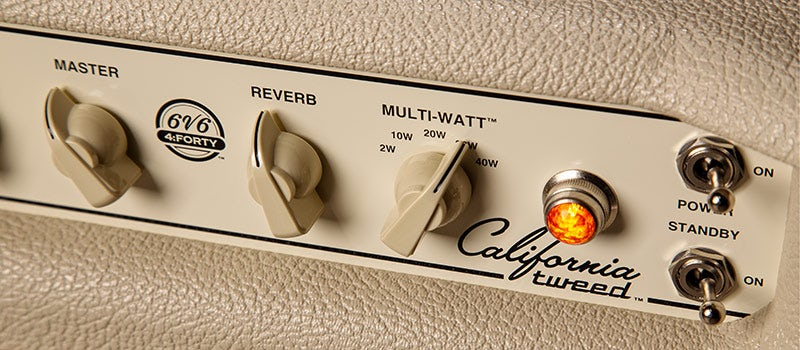 California Tweed Multi-Watt