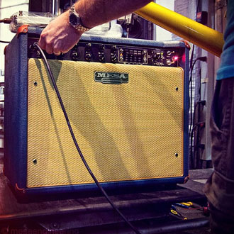 All Mesa® amplifiers are hand built in our one and only Petaluma, California USA shop.