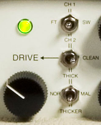 Lone Star Special Drive Control