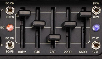 Mark Five 25 5-Band Graphic EQ