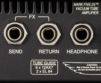 Mark Five 25 Effects Loop
