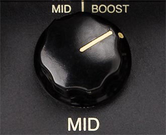 Mark Five 25 Mid Boost