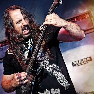 John Petrucci and The Mark Five