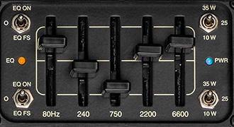 Mark Five 35 5-Band Graphic EQ