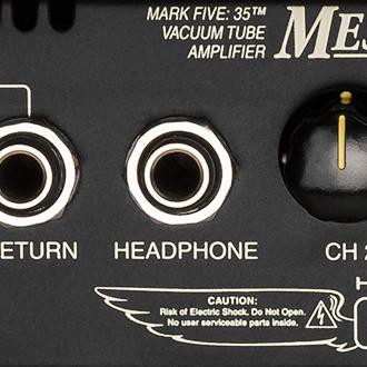 Mark Five 35 Headphone Output