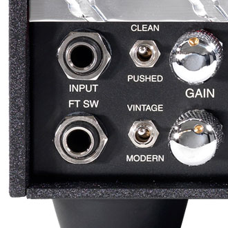 Mini Rectifier offers two independent channels and four style modes