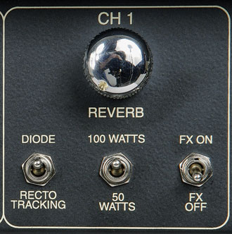Roadster Reverb Control