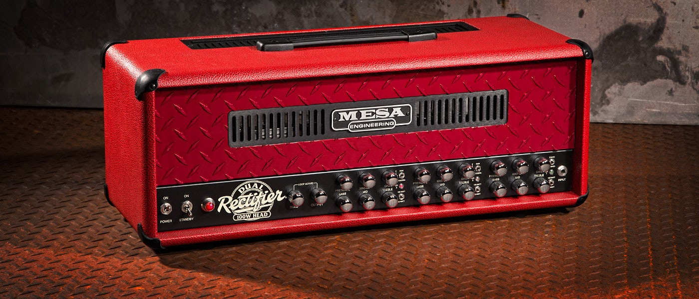 Dual Rectifier Mesa Boogie Pre Amp And A B Box Guitar Effect Schematic Diagram