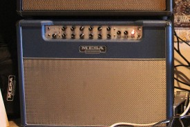 Andy's Lone Star 1x12 combo #13 in the studio