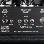 Image of the Tube Tracking feature on the new Multi-Watt Rectifier