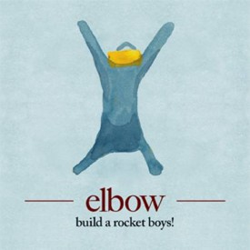 Elbow ~ Build a Rocket Boys! Album cover