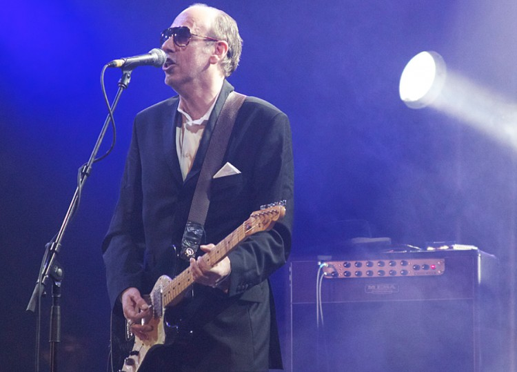 Mick Jones with Big Audio Dynamite at Coachella 2011