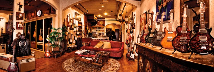 The Guitar Sanctuary~Mesa/Boogie North Dallas - McKinney, Texas