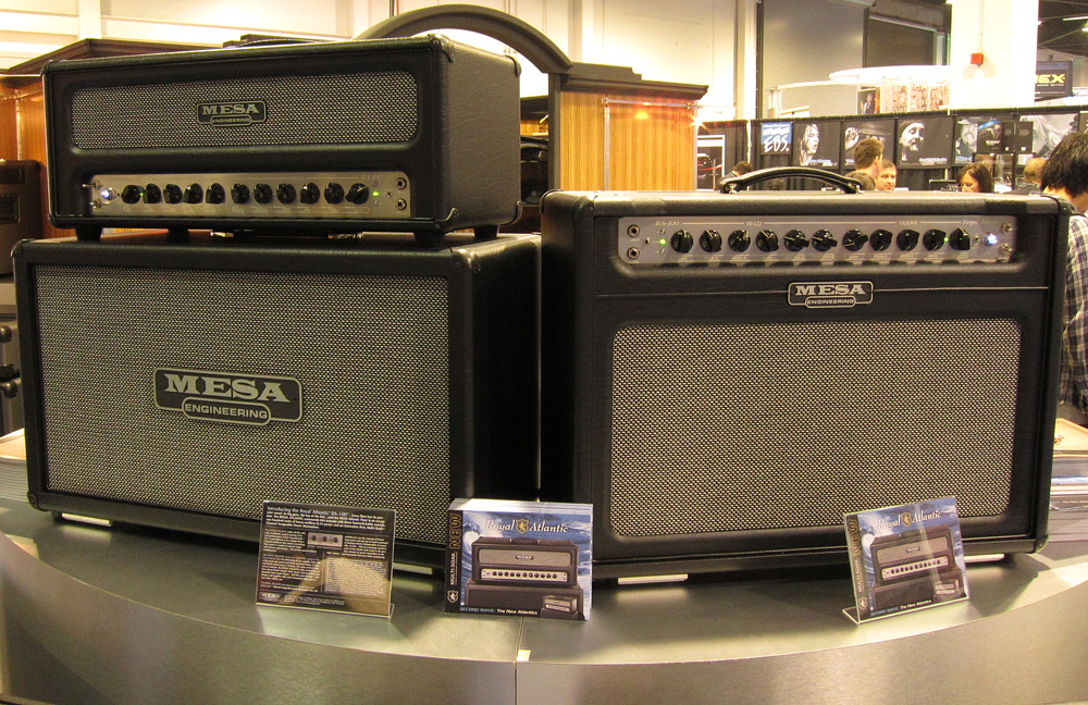 NAMM 2011 Royal