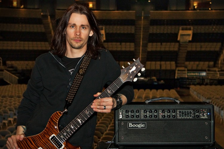 Myles Kennedy & The Mark V and Rectifier 4x12