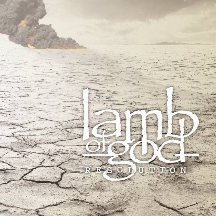 Lamb of God's latest release RESOLUTION