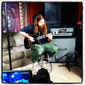 Mark Morton laid back but heavy