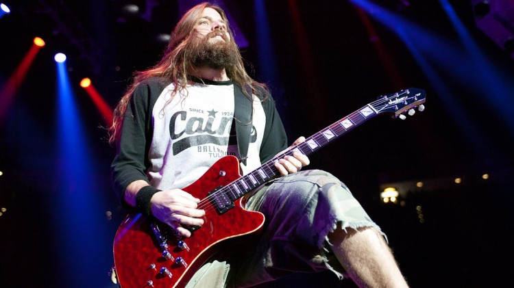 Mark Morton ~ Lamb of God (click to enlarge)