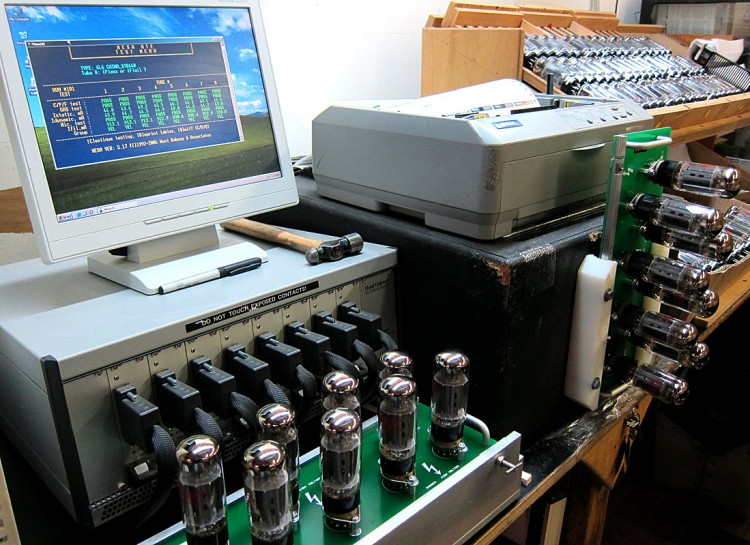 MESA's aerospace designed ROBO-Tube testing system