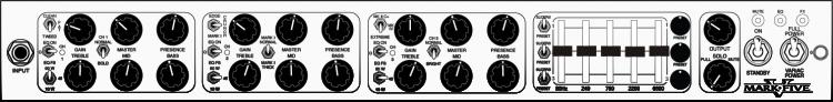 Refused Mark V settings