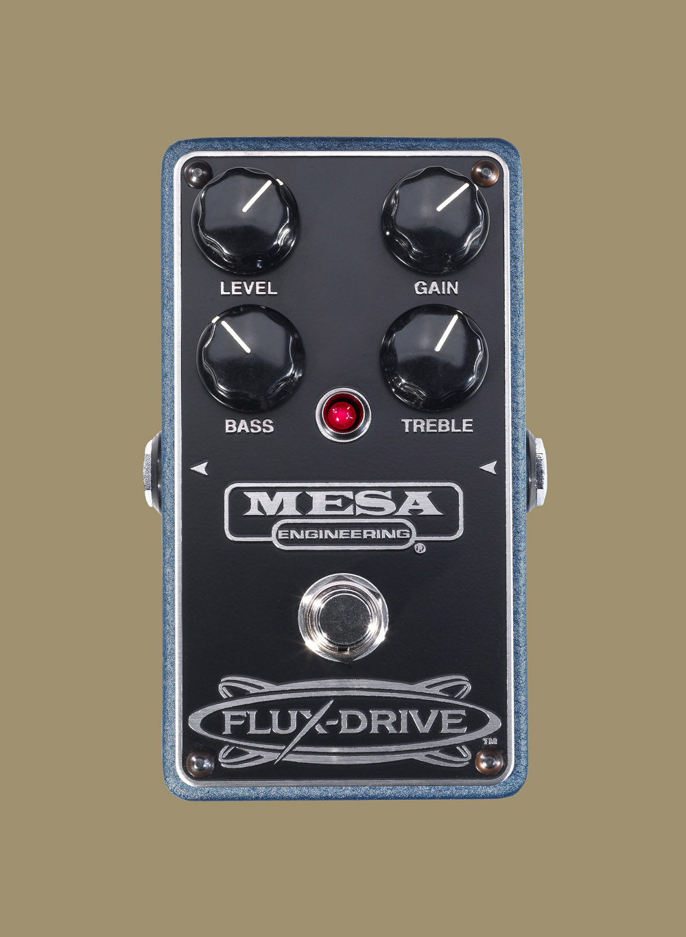 The Mesa Flux-Drive Overdrive/Distortion Pedal