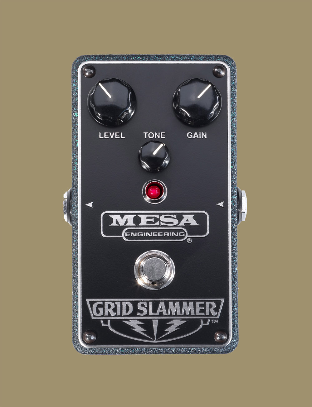 The Mesa Grid Slammer Overdrive Pedal