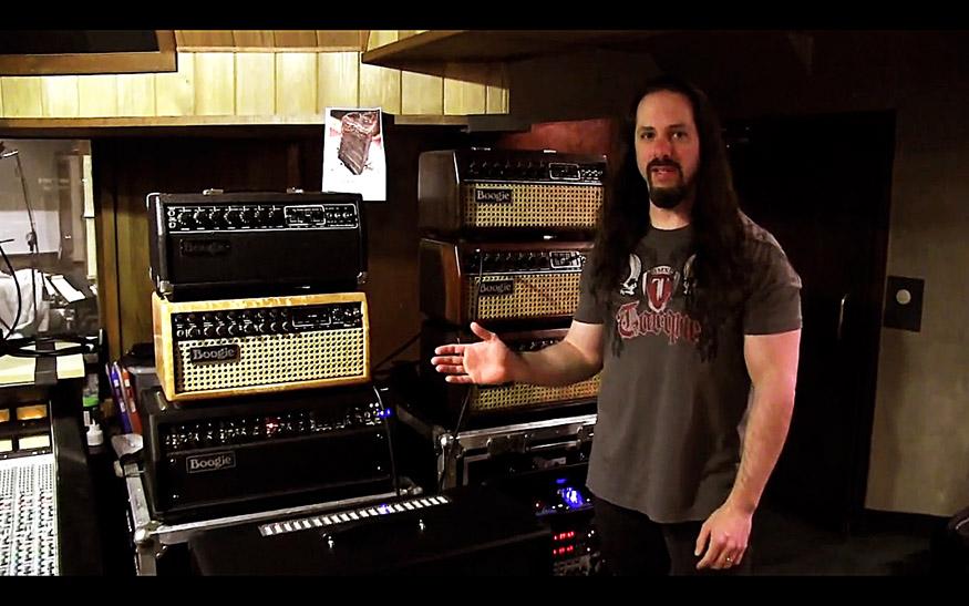 John Petrucci with