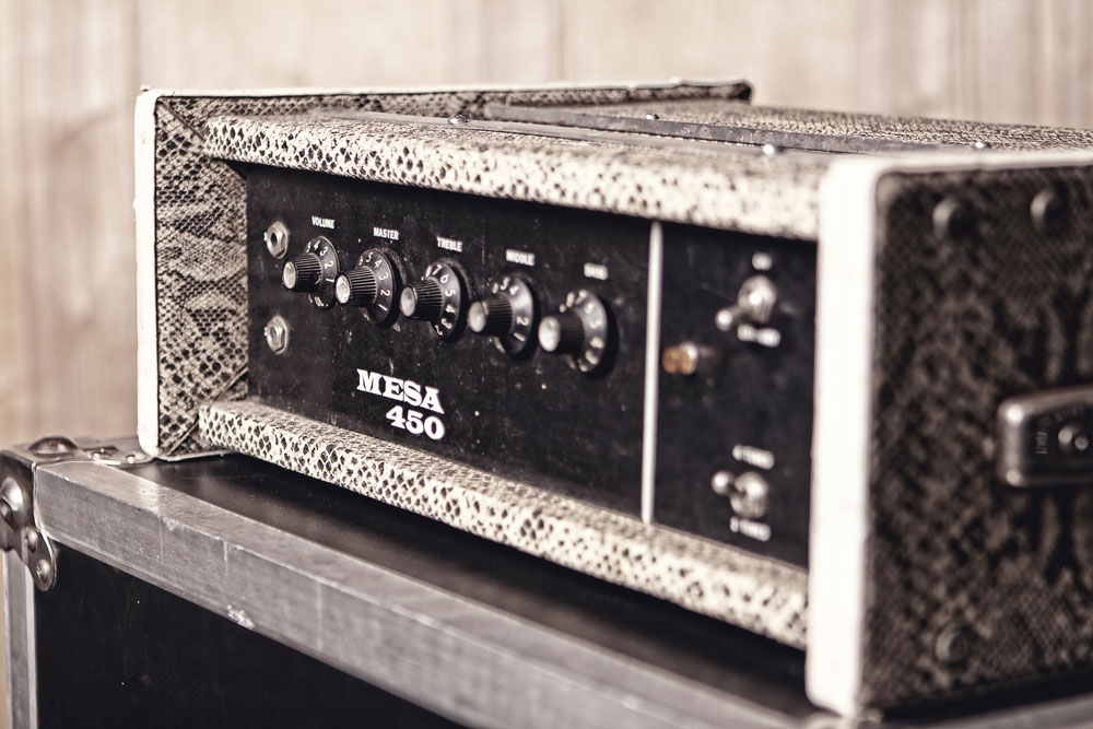 The Mesa Bass 450 in the classic