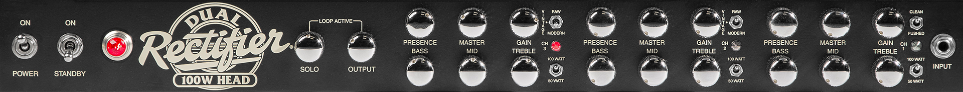 Ektomorf Dual Rectifier Settings