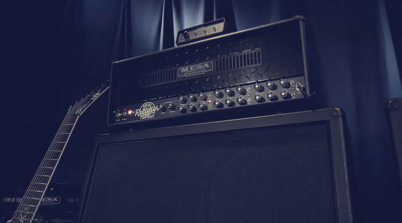 Dual Rectifier Half Stack with CabClone