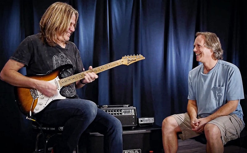 Andy Timmons, Doug West and the MESA® Mark Five: 25™ In-Depth