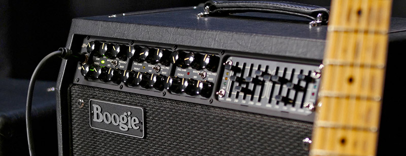 Mark Five™ Guitar Amplifier Input