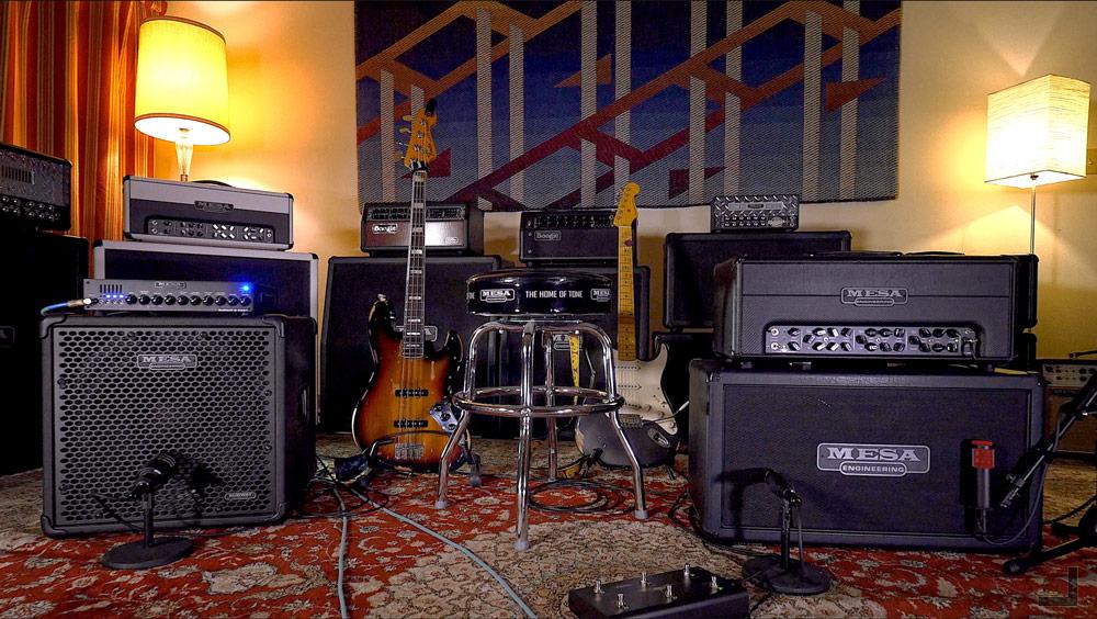 The MESA Amp Vault