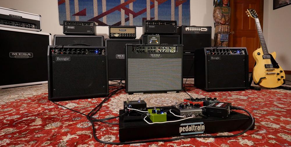 Multi-Amp setup