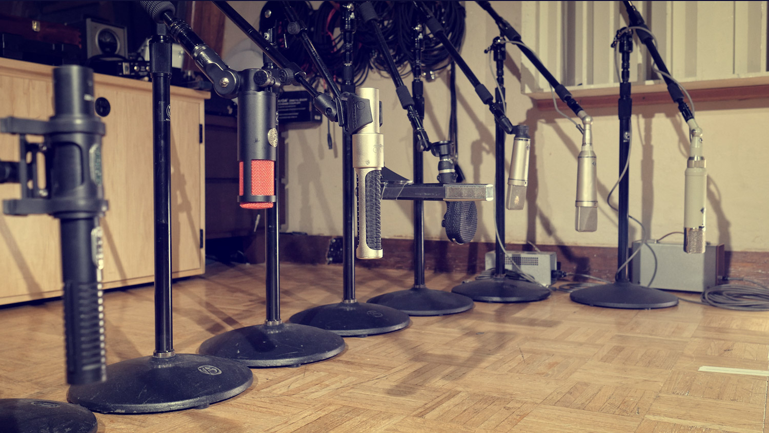 Studio Legend Mics