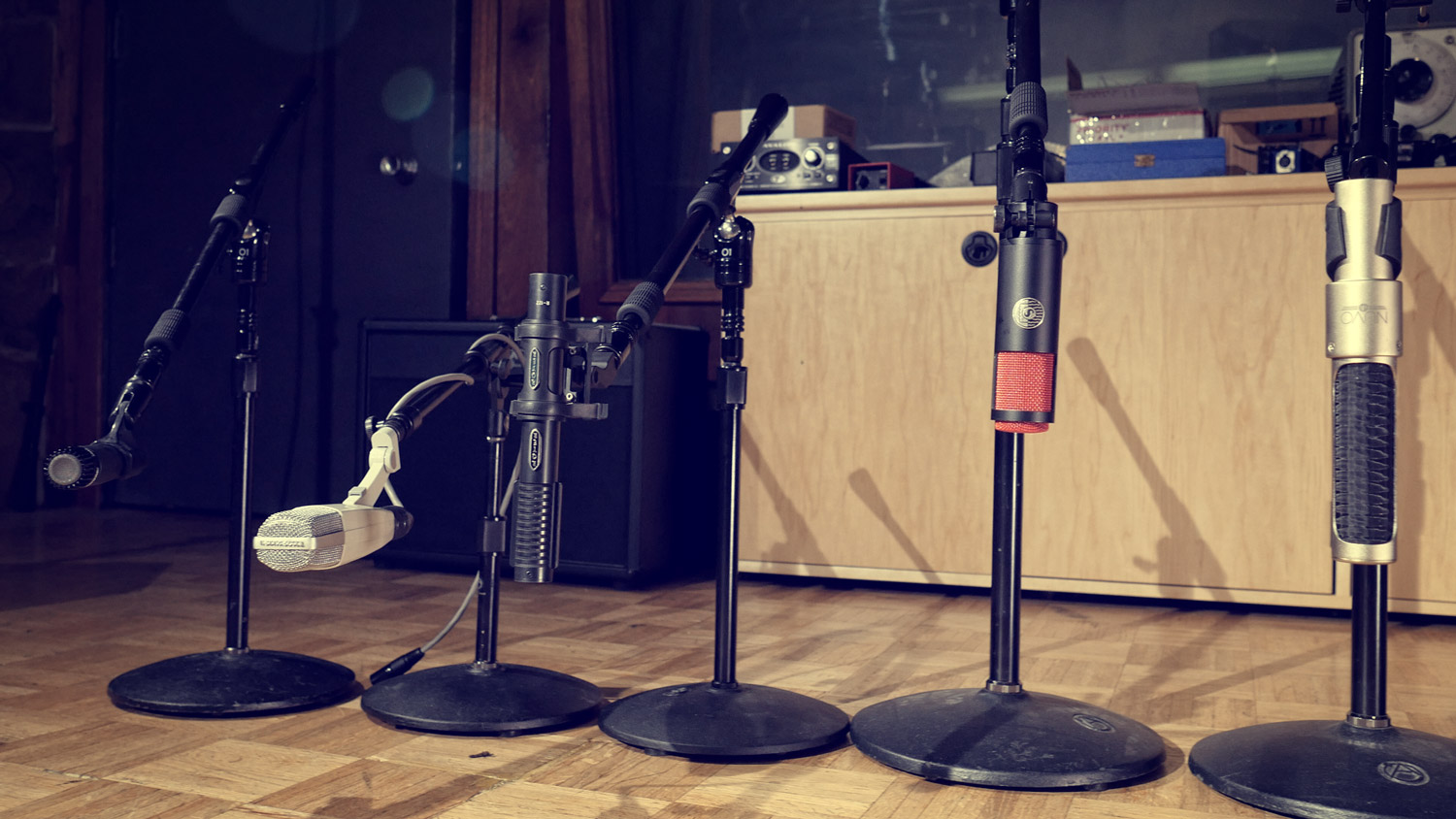 World Tour Mics