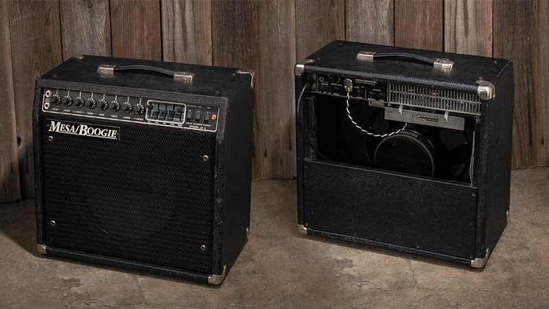Hurricane Harvey MESA/Boogie .22 Caliber after