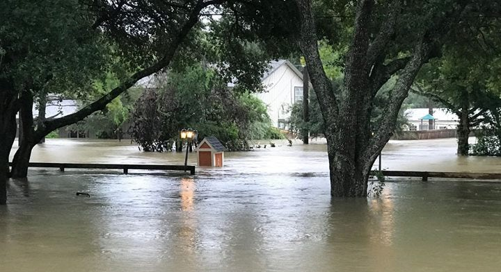 Hurricane Harvey Flood