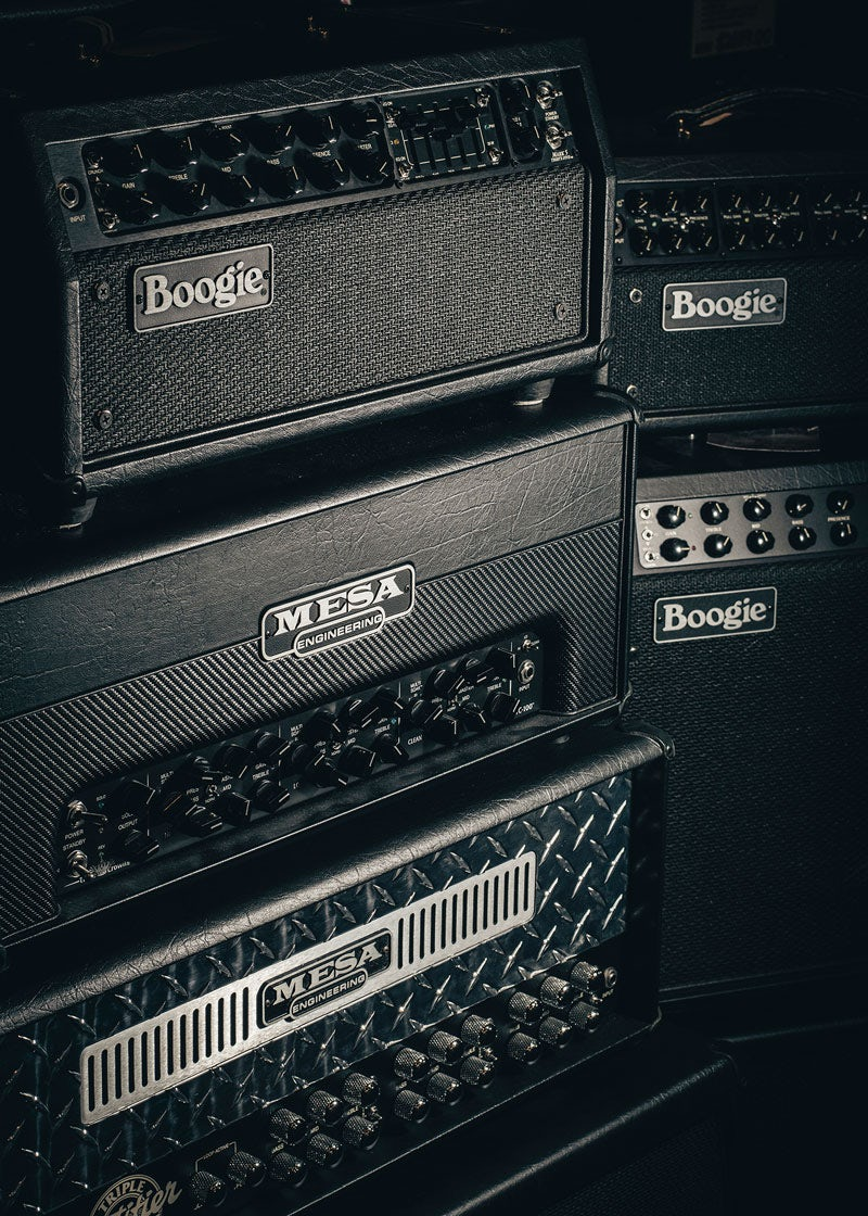 N Stuff Music Mesa Amplifiers